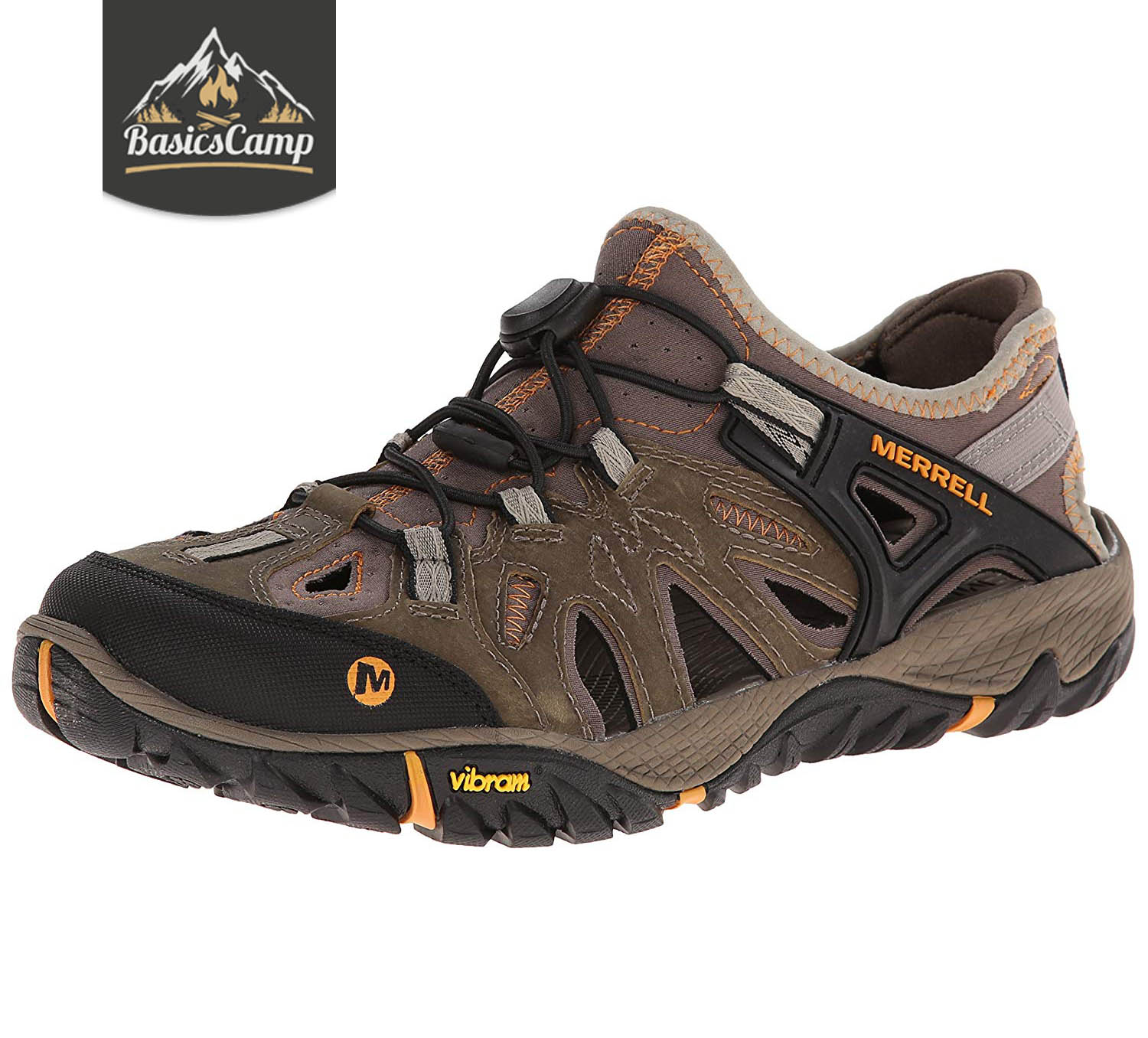 New Merrell All Out Blaze Sieve Men/'s Water Sandal Hiking Shoes Vibram Outsole