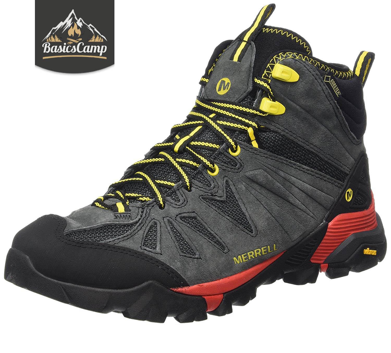 Capra Mid GORE-TEX Hiking Shoes